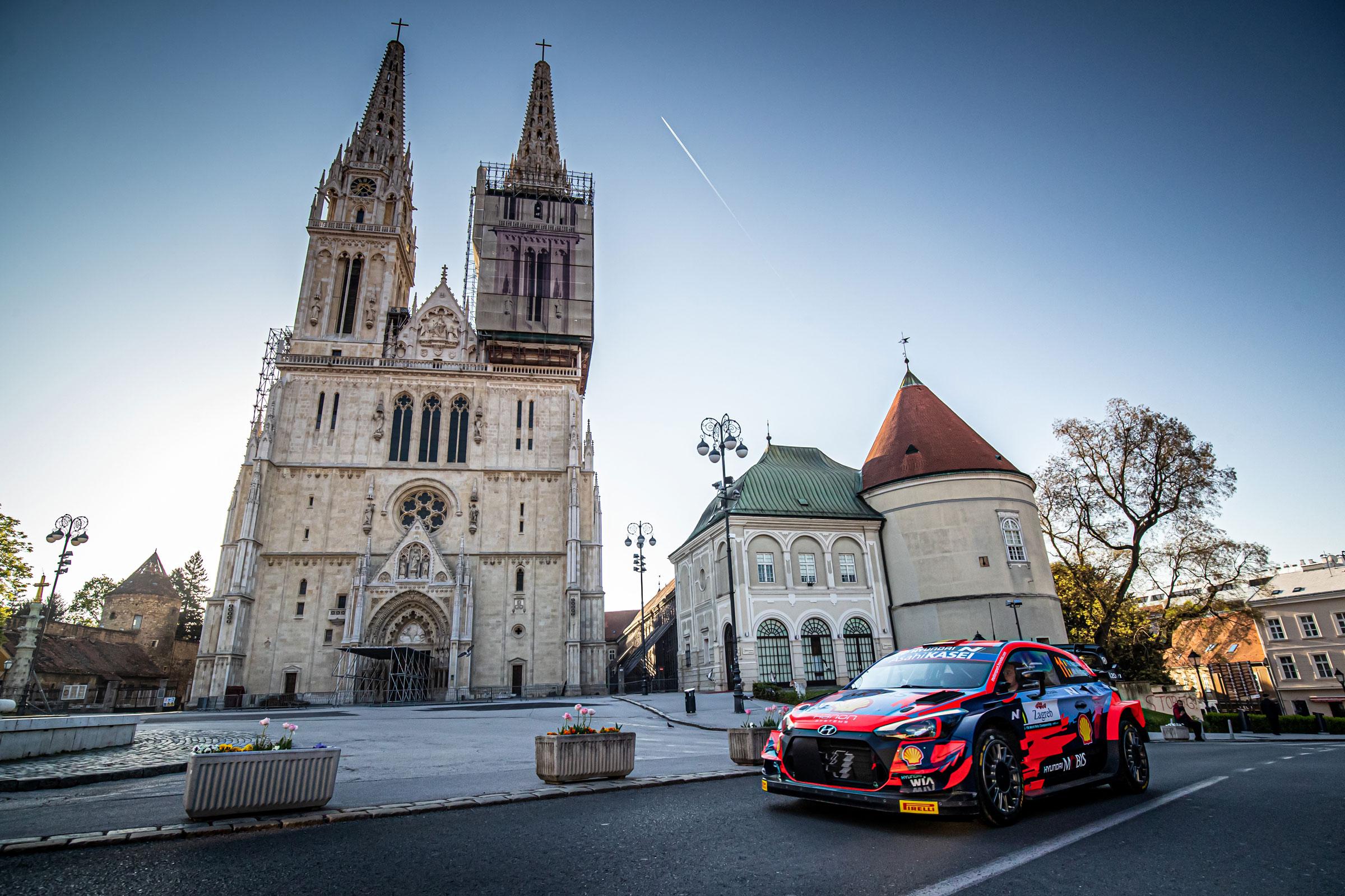 Slika iz Hrvatske obišla svijet - Croatia Rally se gledao live u 150 zemalja širom svijeta - 2